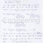 Derivation of maximum normal stress at principal plane