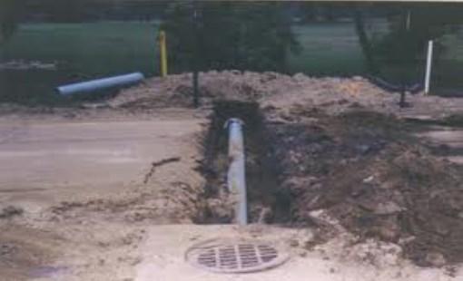 sub drain