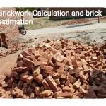 brick calculator, brick calculation and brick estimation